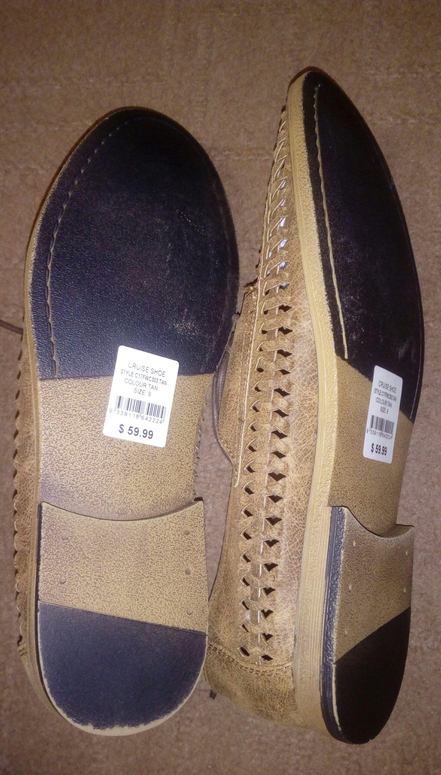 New imported stylish shoes